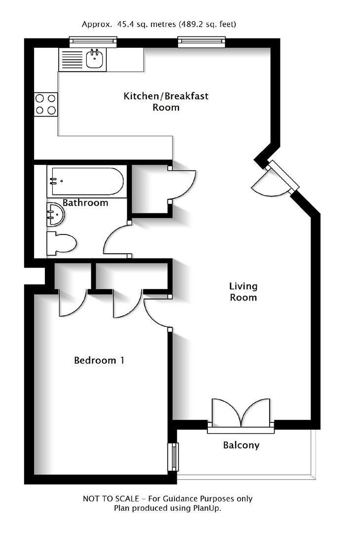 Floor plan 35 Christchurch Street, Cambridge,